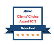Avvo Clients' Choice Awards 2013